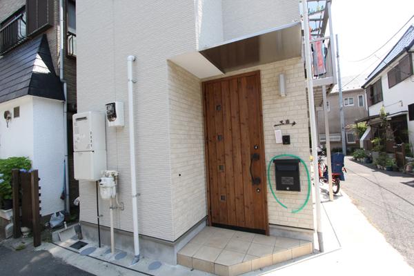 カドアール施工例 02 外装・サイディング